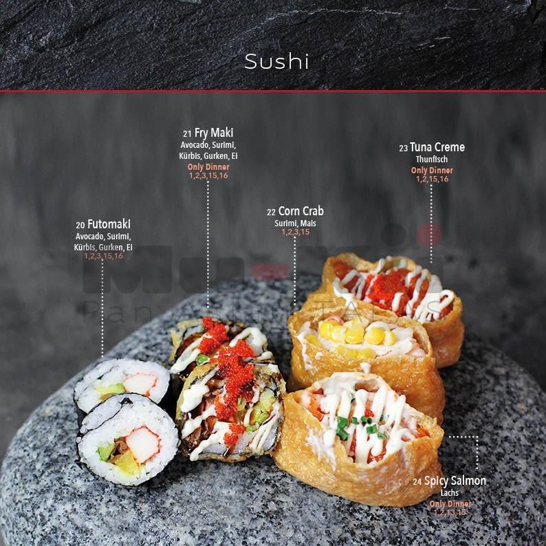 Sushi dortmund